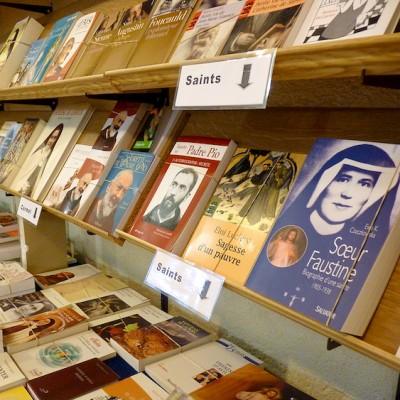 Librairie religieuse et carterie