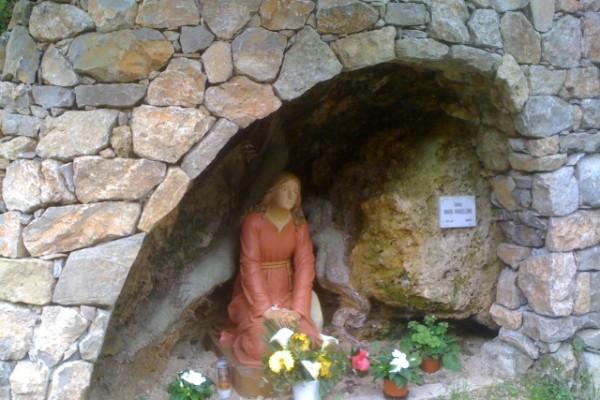 Ste Marie-Madeleine au tombeau